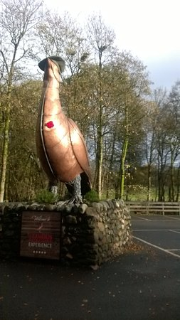 Crieff, UK: The Famous Grouse