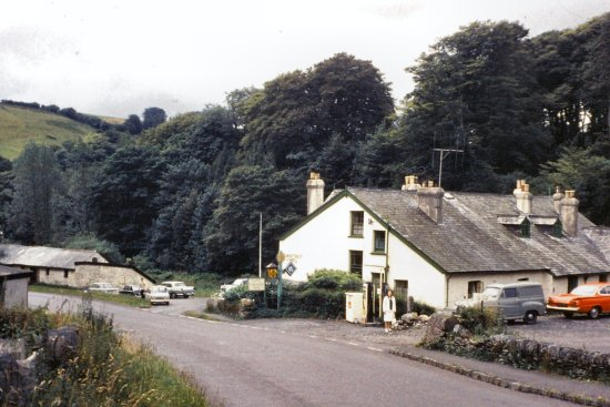 Simonsbath, UK: As it was in 1966 when my parents visited.