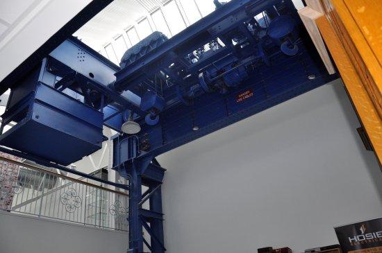 Inverurie, UK: 20 Ton Crane