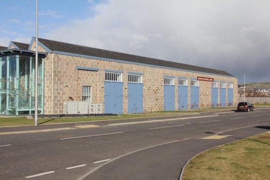Inverurie, UK: Garioch Heritage Centre