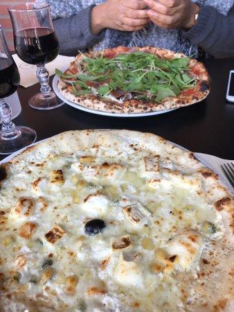 Ramonville Saint-Agne, Francja: Belle découverte  Excellentes pizza et équipe très  sympa