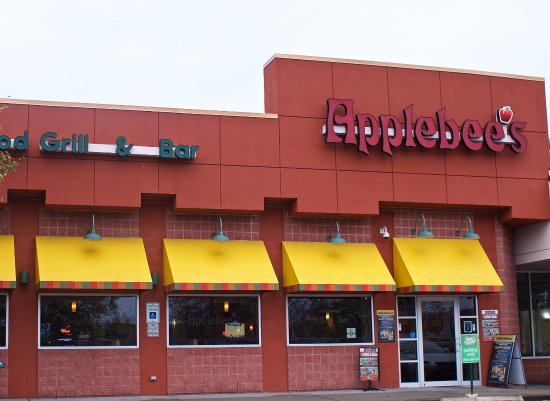 The Applebee's in Airmont, NY.