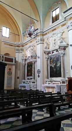 Scansano, Italy: интерьер