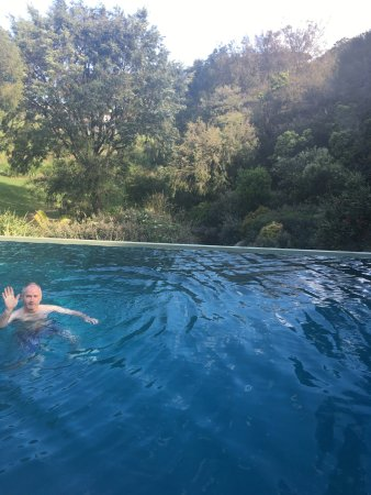 Cape Schanck, Avustralya: Horizon pool is comfortably heated
