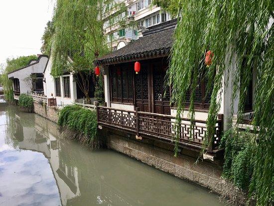 Nanxiang Old Street: Typical shot