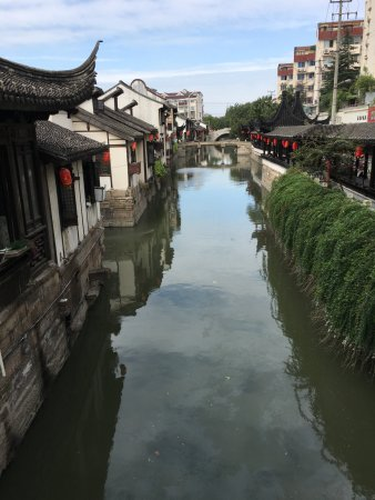 Nanxiang Old Street: Canal