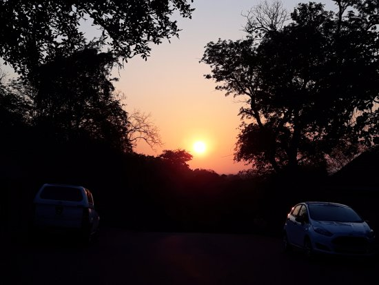 Punda Maria Restcamp: Get up early and enjoy