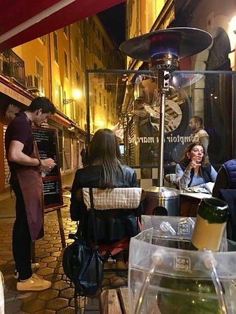 Le comptoir du march nice restaurant avis num ro de - Le comptoir du marche nice ...