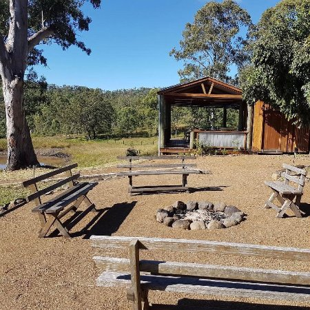 Grandchester, Австралия: Hidden Vale Adventure Park