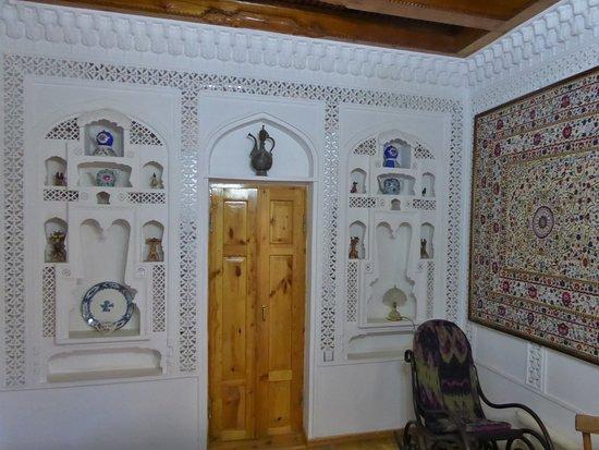 Minzifa Hotel: Hotel room
