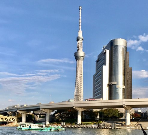 how to go to sumida park