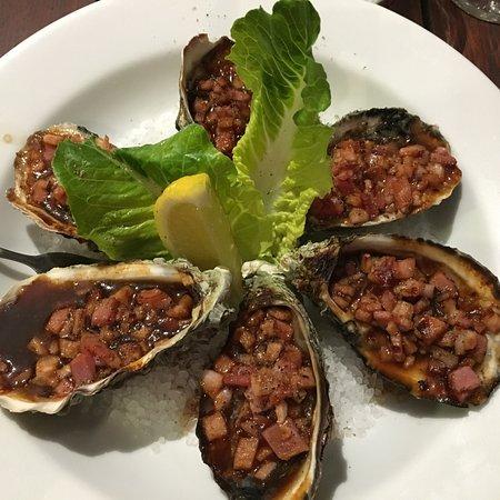 Bargara, Australia: Oysters