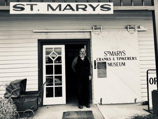 St Marys Cranks and Tinkerers: photo0.jpg