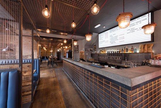 BrewDog Oxford: Come grab a Punk IPA at the bar!