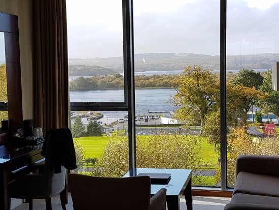 Killadeas, UK: View from our Room
