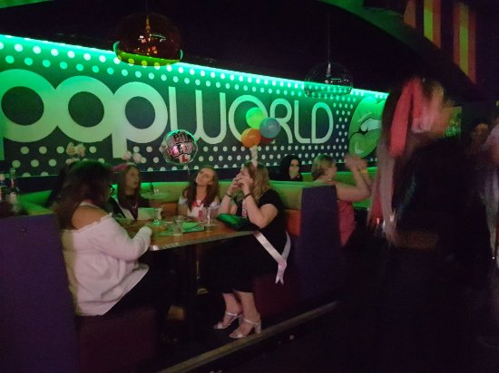 Popworld Blackpool
