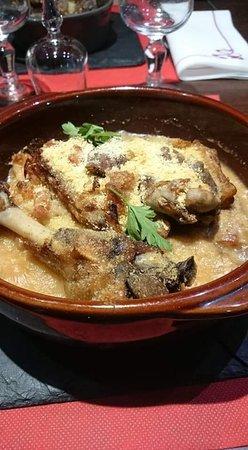 Eaunes, France: Le menu automne-hiver est arrivé Au Don Quichotte... Allez-y sans hésiter. Installez-vous au coi