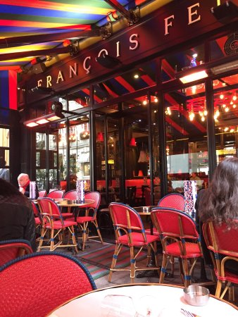 Bistrot fran ois felix paris champs lys es for Meilleur bistrot paris