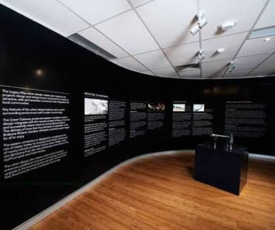 Scarborough, Australien: Legacy Way Visitor Center