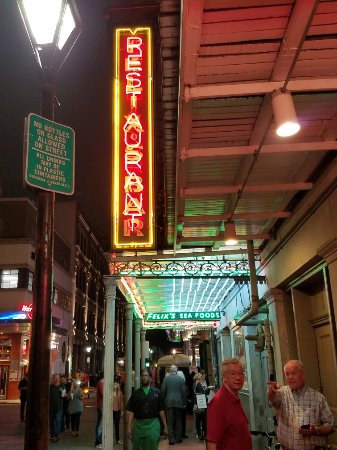 Felix's Restaurant and Oyster Bar: 20171101_191108_large.jpg