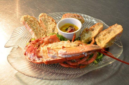 Proper Gander: Aberdyfi lobster