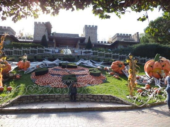 Halloween A Gardaland.Pumpkin Hour Halloween Picture Of Gardaland Park Castelnuovo Del