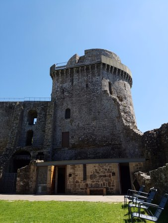 Pledeliac, Frankreich: Château de La Hunaudaye