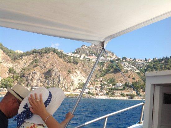 Giardini Naxos, İtalya: Escursioni Poseidon