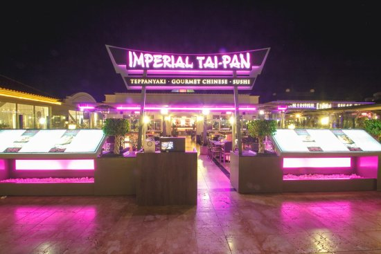 imagen Imperial Tai-Pan en Arona