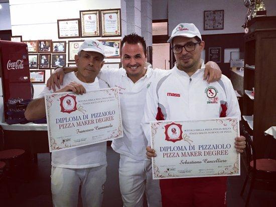 Solarino, Italien: Pizze nuovo menu