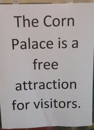 Corn Palace, Mitchell, SD, Oct 2017