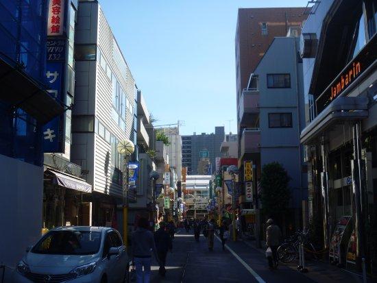 Skip Shopping Street