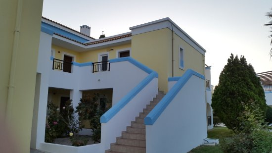 Hotel Corali: Village Häuser
