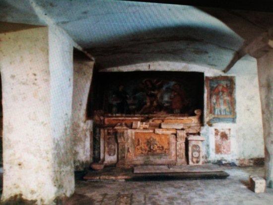 Complesso Ipogeo di San Michele delle Grotte