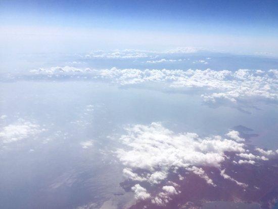 Shodo-shima, Япония: 上空から眺めた小豆島です。
