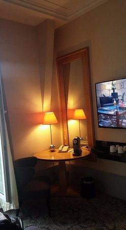 Hôtel Scribe Paris Opéra by Sofitel : Room