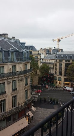 Hôtel Scribe Paris Opéra by Sofitel : View from room