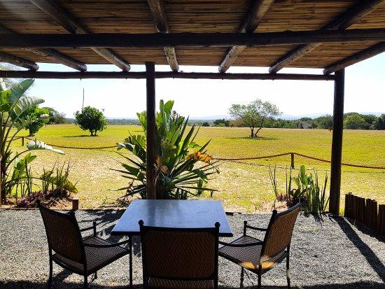 Amorello Safari Park: Amorello Big Five Room Patio