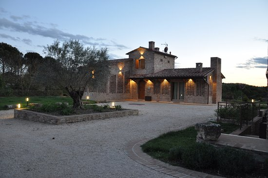 Monteleone d'Orvieto, Italy: Palazzina Olivo