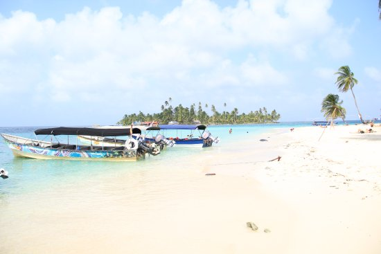 Región de Guna Yala, Panamá: San Blas