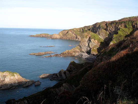 South West Coast Path Walk - Ilfracombe and the Torrs