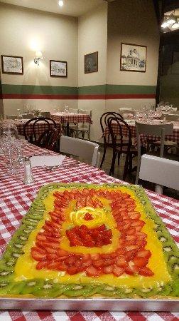 Ristorante sole luna in roma con cucina cucina romana for Antipasti cucina romana