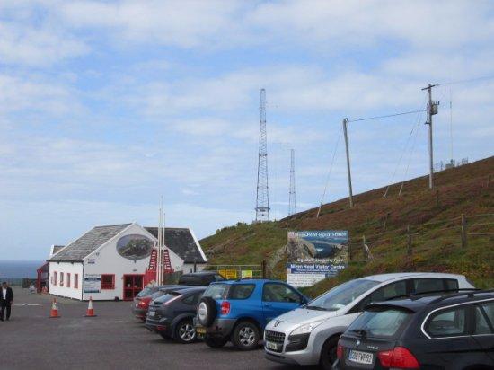 Mizen Head Visitor Centre: visitors center
