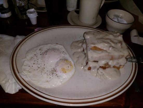 Rockdale, تكساس: Best Breadfast - Country Breakfast
