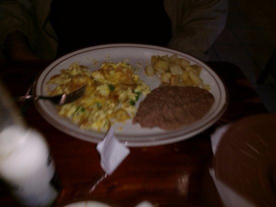 Rockdale, Техас: Omlet