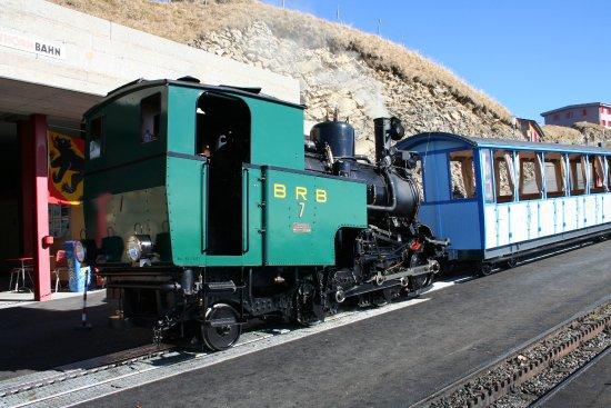Brienz Rothorn Bahn: Steam locomotive