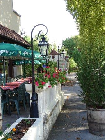 image Jardins Gourmands sur Pesmes