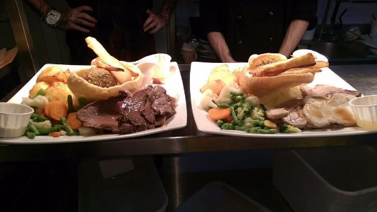 Letchworth, UK: Our delicious Roasts