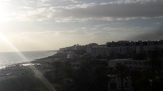 Hotel Marhaba Beach: 20171023_073949_large.jpg