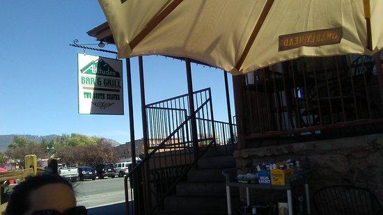 Altitudes Bar & Grill: exterior
